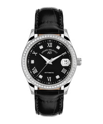 Demeter black diamond watch