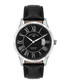 Le Maître black & silver-tone watch Sale - andre belfort Sale