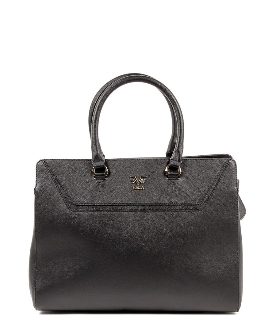Black square grab bag Sale - VERSACE 1969 ABBIGLIAMENTO SPORTIVO SRL MILANO  ITALIA fdb52da6a6852