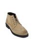 Men's Light taupe suede lace-up boots Sale - v italia by versace 1969 abbigliamento sportivo srl milano italia Sale
