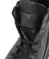 Black leather hi-top sneakers Sale - v italia by versace 1969 abbigliamento sportivo srl milano italia Sale