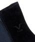 Men's Navy leather & suede Chelsea boots Sale - v italia by versace 1969 abbigliamento sportivo srl milano italia Sale