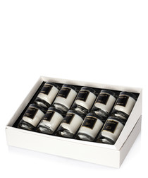 10pc Classic Mini Votive candle set