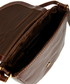 Brown leather buckle crossbody Sale - lloyd baker Sale