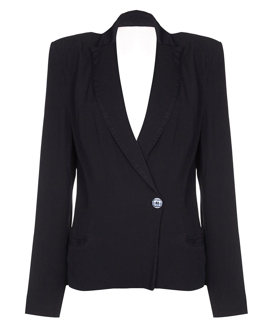 Gali black long-sleeve jacket  Sale - GHOST
