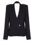 Gali black long-sleeve jacket  Sale - GHOST Sale