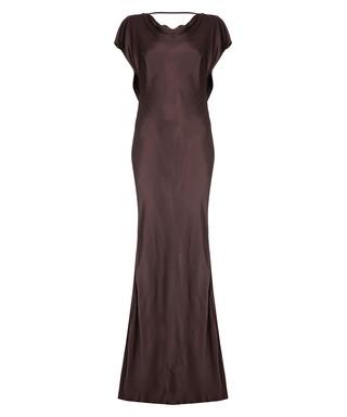 pretty nice ff9e4 c12a0 Camelia brown satin drop back maxi dress Sale -  Ghost Sale  huge discount 859b5 d7519 Cotton Nightgowns ... 25969ea21