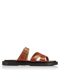 Women's Kassy oak leather sandals