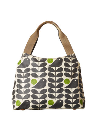 e1be31dd1c4fe Early Bird granite printed shoulder bag Sale - Orla Kiely Sale
