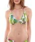 Cactus lime halter bikini top  Sale - freya Sale