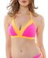 Virtue pink & orange bikini top  Sale - freya Sale