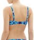 Suki blue floral bikini top Sale - panache Sale