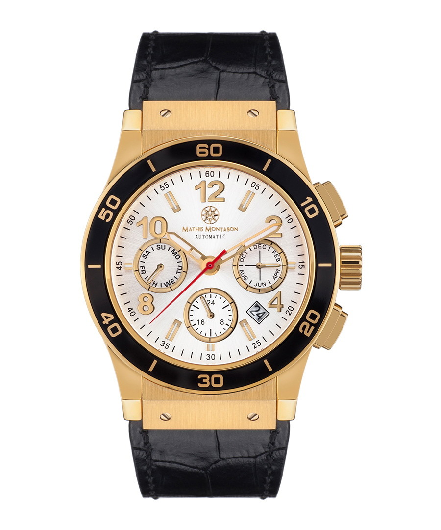 Noblesse gold-tone steel watch Sale - mathis montabon
