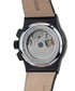 Noblesse black leather watch Sale - mathis montabon Sale