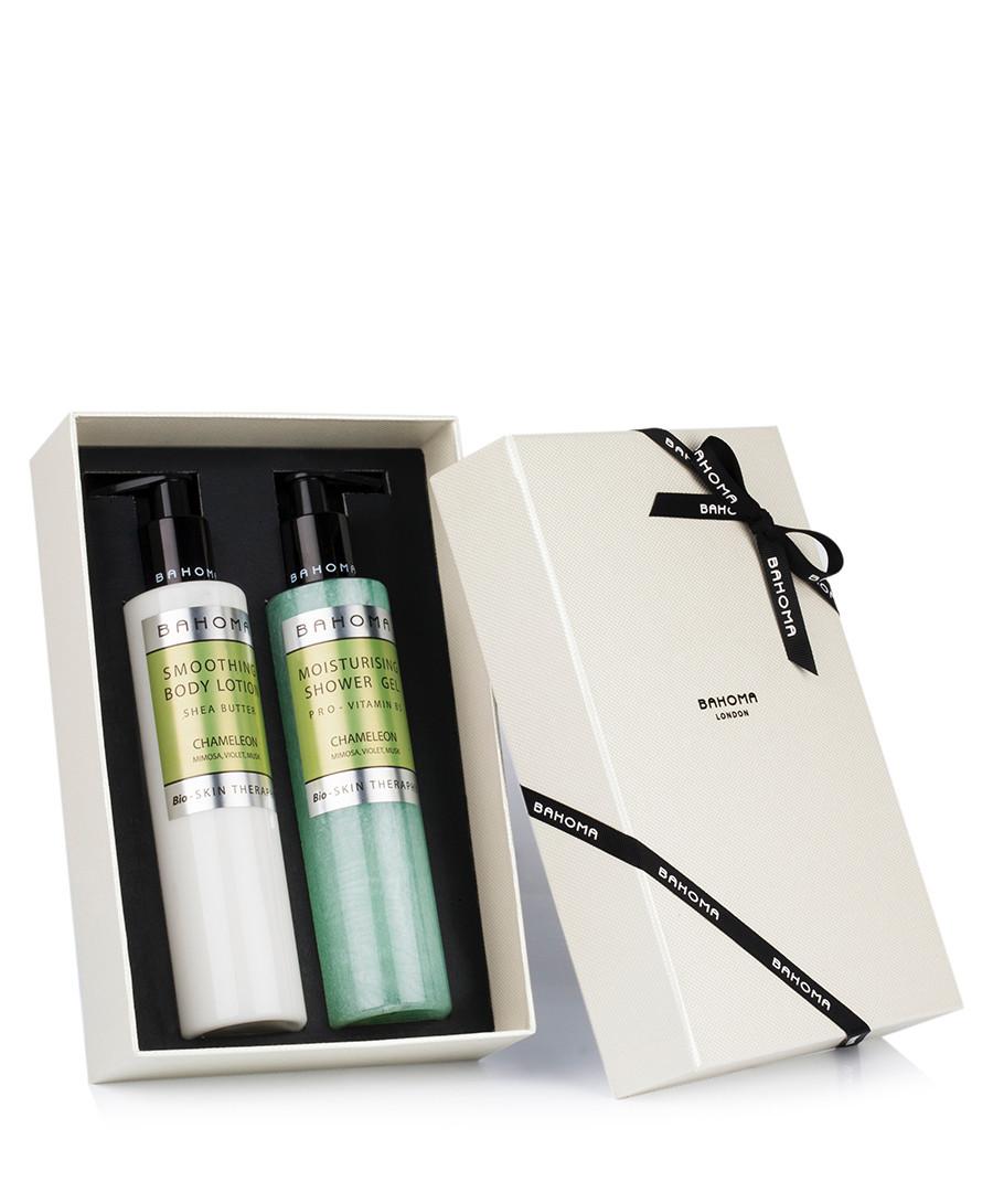 2pc Chameleon shower gel & body cream Sale - bahoma
