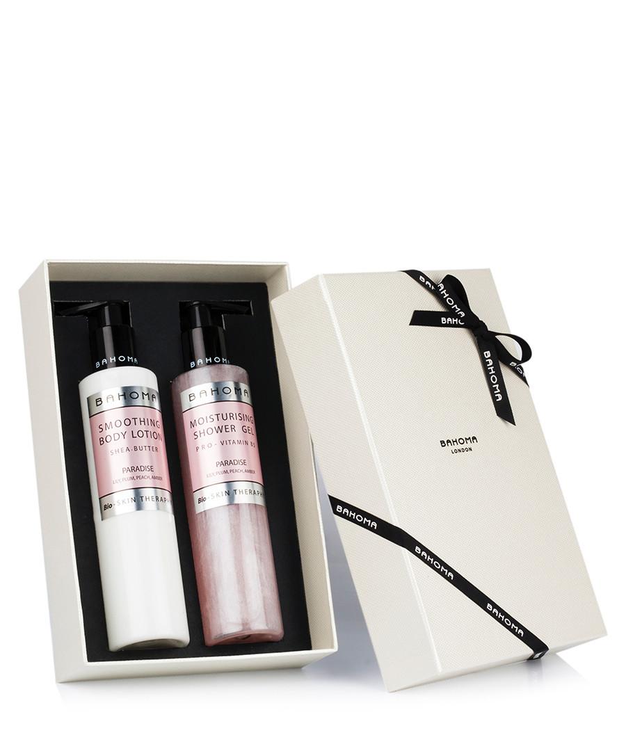 2pc Paradise shower gel & body cream Sale - bahoma