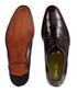 Anghiari burgundy leather brogues Sale - Oliver Sweeney Sale