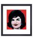 Jackie, 1964 framed print 36 x 28 cm Sale - andy warhol Sale