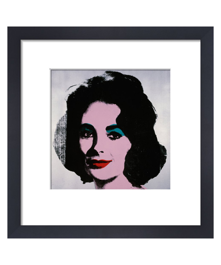 Liz, 1963 framed print  Sale - Andy Warhol