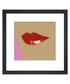 2 Page From Lips framed print Sale - Andy Warhol Sale