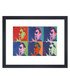 A Set Of Six Self Portraits framed print Sale - Andy Warhol Sale