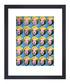 Twenty Five Marilyns framed print Sale - Andy Warhol Sale