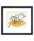 Spaghetti Is So Slippery framed print Sale - Andy Warhol Sale