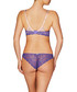 Masquerade Muse purple Brazilian briefs Sale - heidi klum intimates Sale