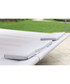 Silver double outside lounger & canopy Sale - Outdoor Sun Bed Sale