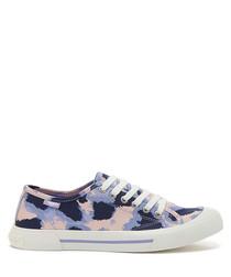 Women's Jumpin Bando lilac sneakers