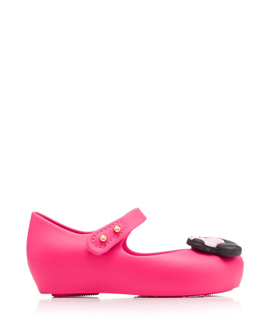 Girl's Ultragirl Mouse fuchsia shoes Sale - melissa