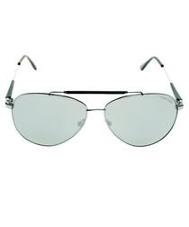 Rick mirrored pilot sunglasses