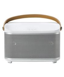 R1 white Bluetooth speaker