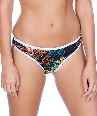 039f1d5b84 Club Tropicana navy bikini briefs Sale - Freya Sale