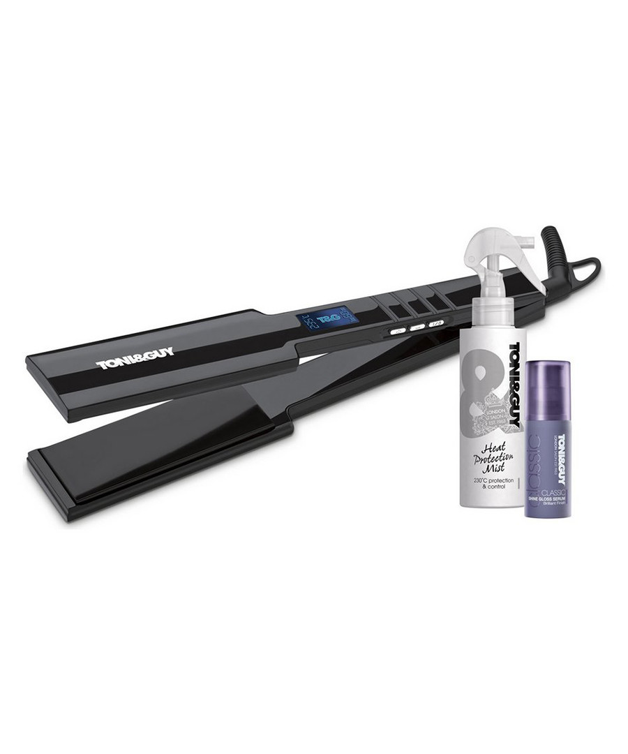 3pc Professional XL straightener set Sale - Toni & Guy