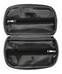 Black Sport leather toiletry bag Sale - platinium Sale