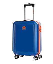 Fox blue spinner suitcase 46cm