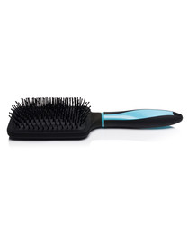 Antifrizz blue styling vent brush