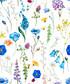 Sapphire single white cotton duvet set Sale - pure elegance Sale