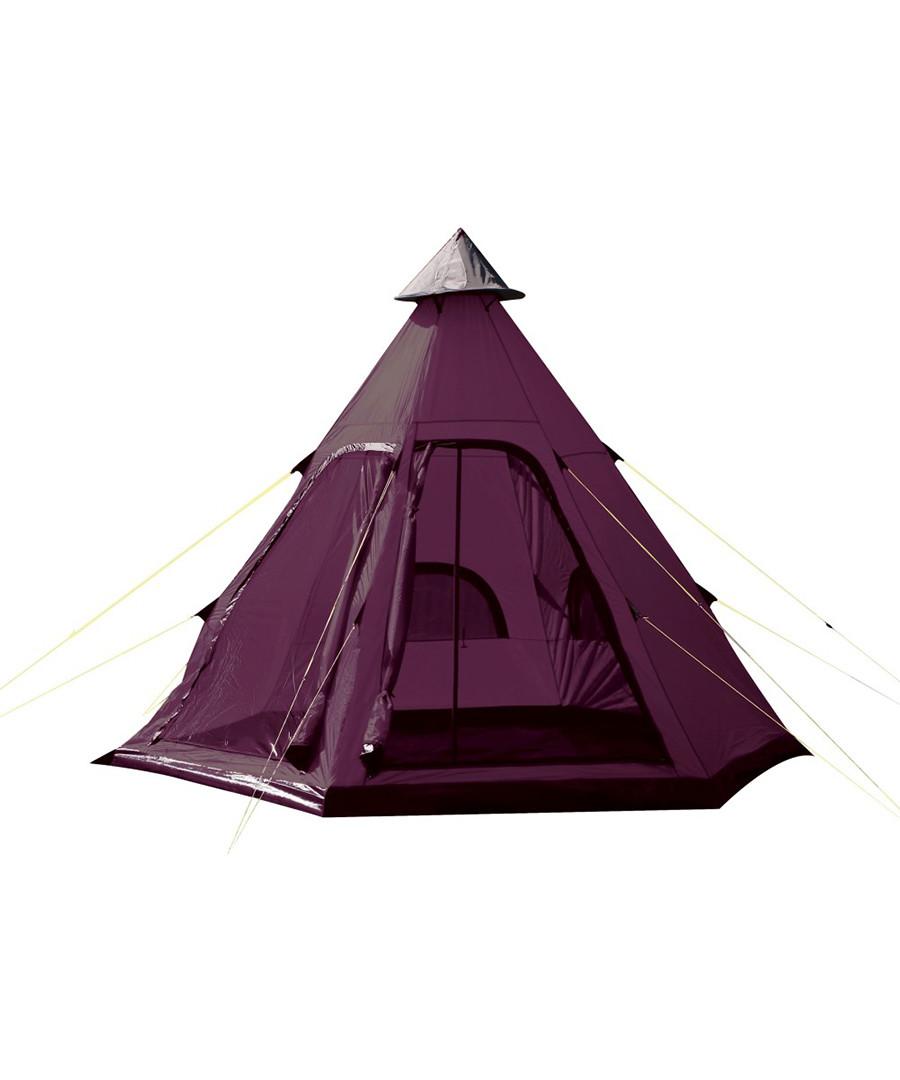 4-Man purple teepee tent Sale - Yellowstone  sc 1 st  SecretSales & Discount 4-Man purple teepee tent   SECRETSALES