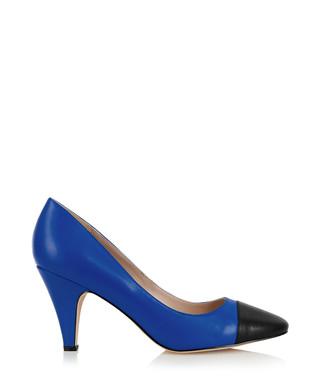 e70e1ff8974 Borough blue   black leather courts Sale - Yull Sale