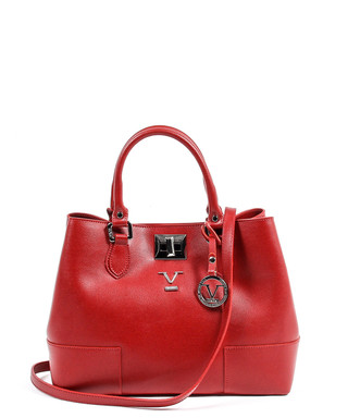 eda9aff510d2 Red leather square grab bag Sale - Versace 1969 abbigliamento sportivo Sale