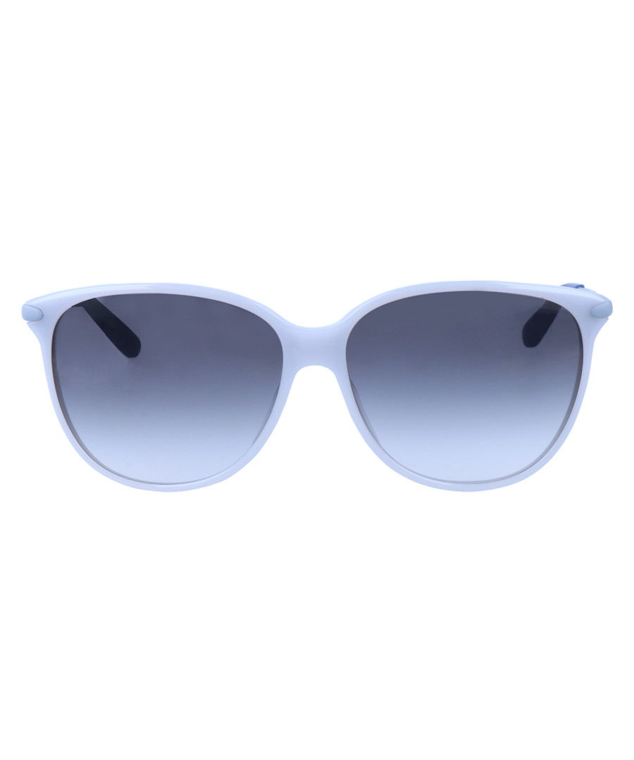 f6f3dca93b47 Light blue round sunglasses Sale - MARC BY MARC JACOBS
