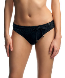 Cha Cha black bikini briefs