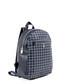 Navy & grey patterned backpack Sale - v italia by versace 1969 abbigliamento sportivo srl milano italia Sale