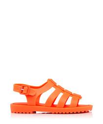 Kids' Mini Flox 17 orange sandals