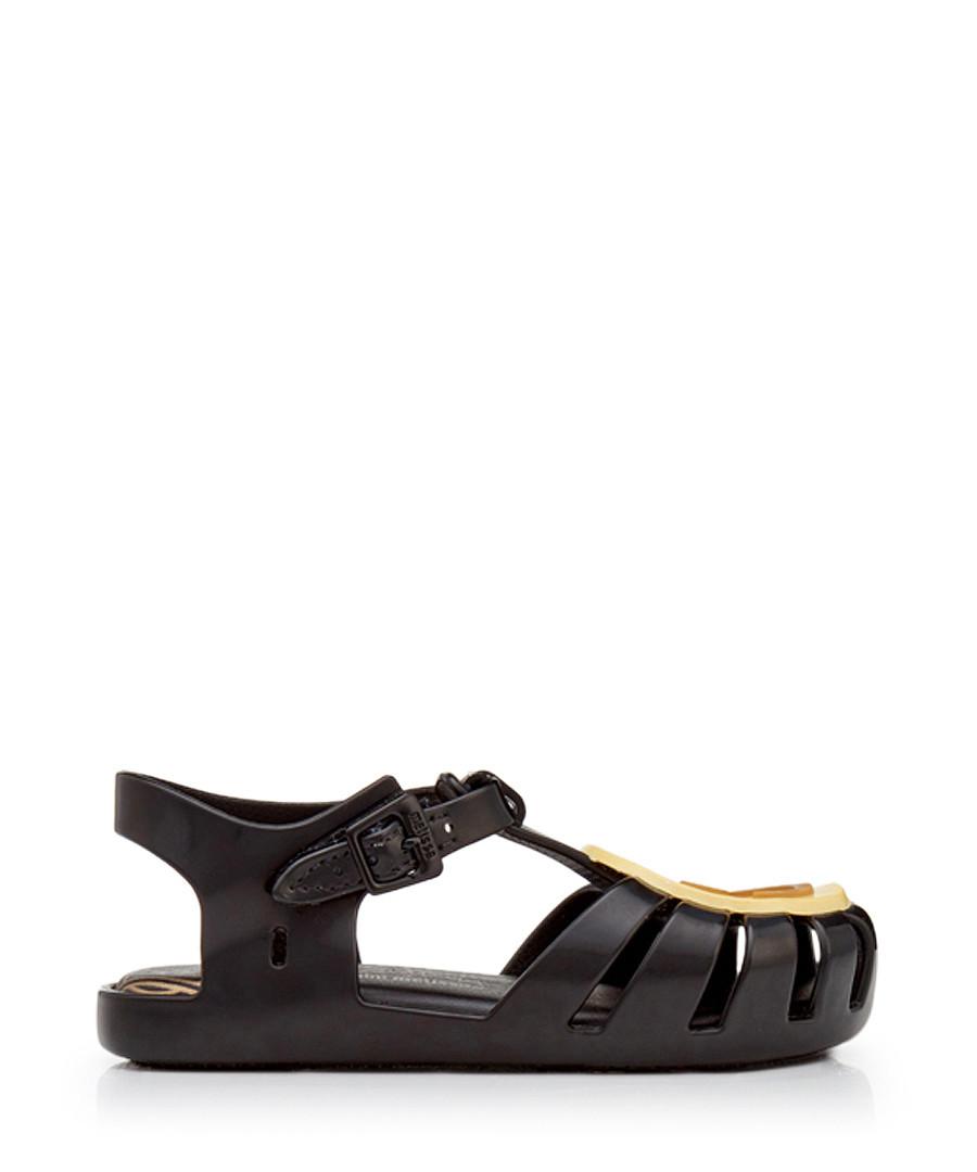 Kids' Mini Aranha 17 black sandals Sale - MELISSA VIVIENNE WESTWOOD