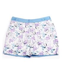 George Thailand print swimming trunks