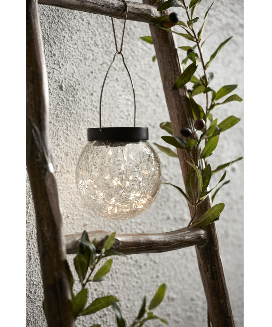 Glory solar hanging lamp 13cm Sale - solar lighting