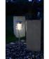 Silver-tone solar path light 64.5cm Sale - solar lighting Sale